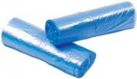 Мешок ПНД  70см/110см/20мк синий в рулоне