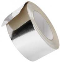 Металлизированная клейкая лента  50мм/50м